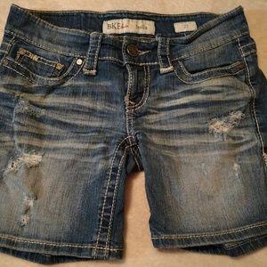 BKE Jean shorts size 27